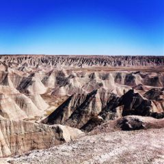 badlands america southdakota wildwest