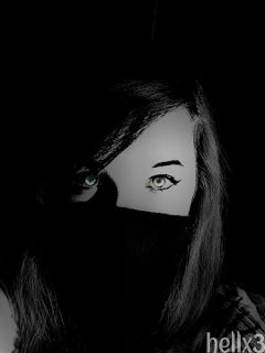 black & white photography people girl eye