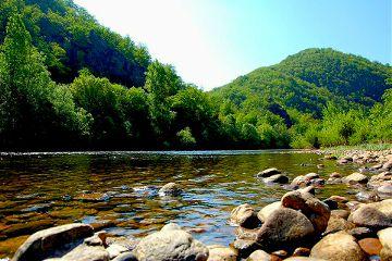 river landscape nature photography