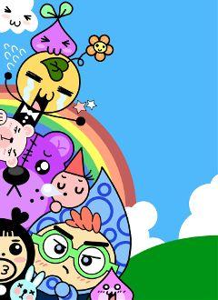 color splash colorful cute emotions love