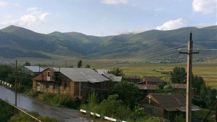 armenia hills mountains summer travel