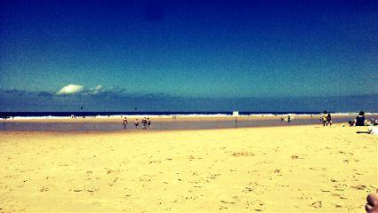 beach nature summer plage arcachon
