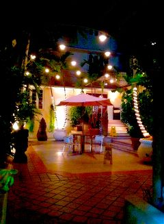 sobe hôtel patio