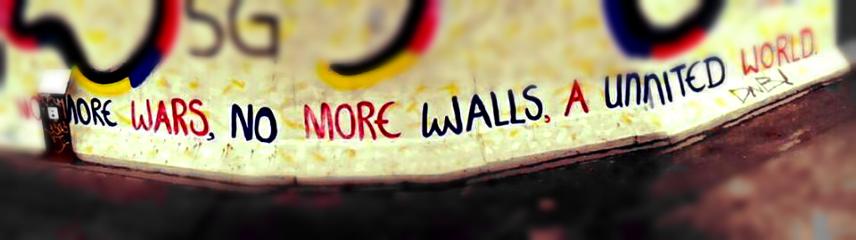berlin german wall travel art
