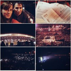 jamesblunt concert hungary budapest collage
