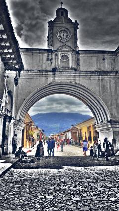 color guatemala