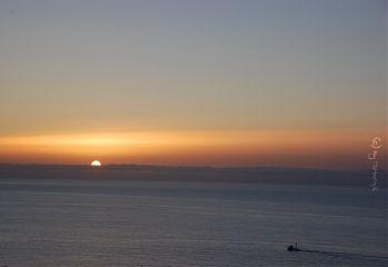 nature boat emotions mhnec sunrise