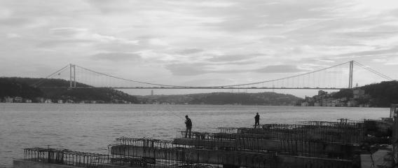 blackandwhite istanbul