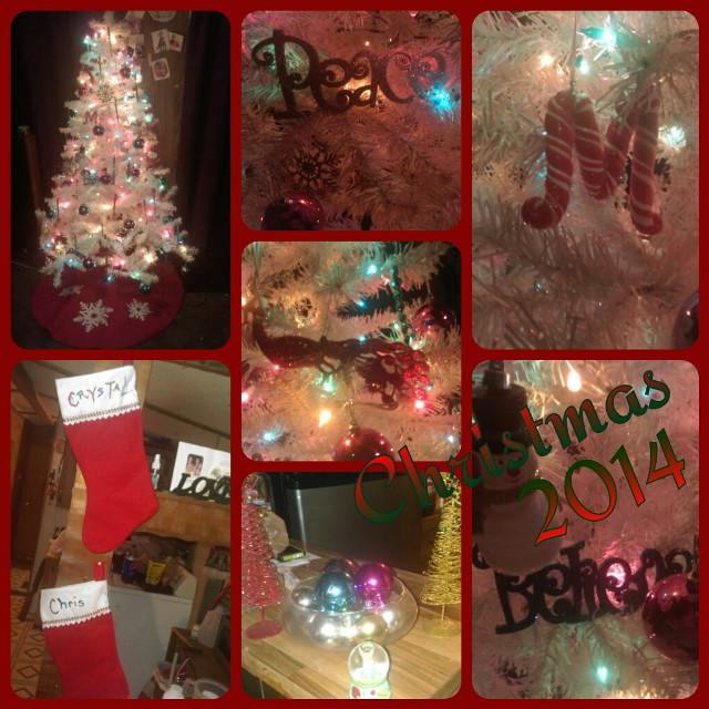 start of my decorations!!!!