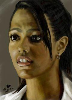 people drawings doctor who martha jones