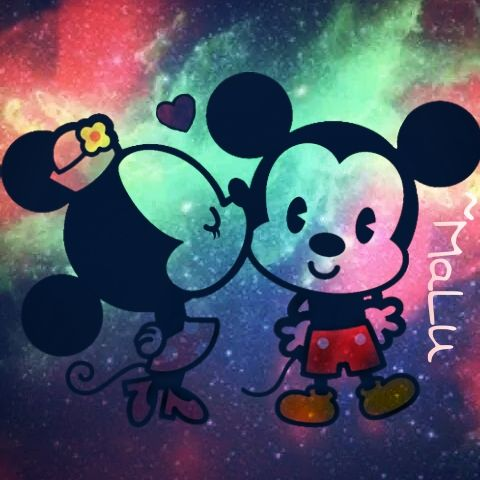 Mickey minnie mouse enamorados galaxy cute mickey minnie mouse enamorados galaxy cute altavistaventures Image collections