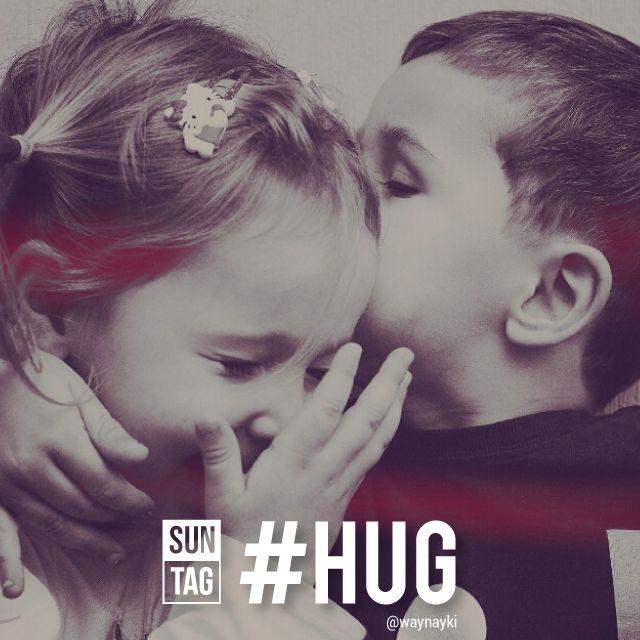 Hashtag hug