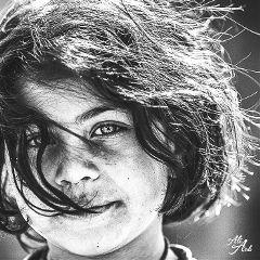 portrait blackandwhite bnw monochrome eyes