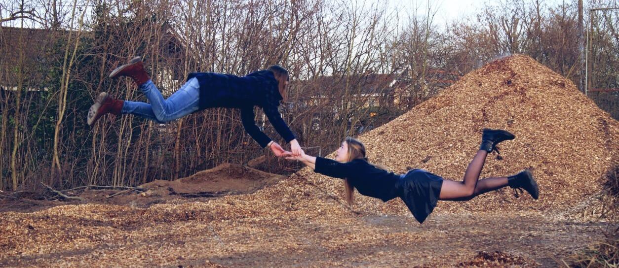 #levitation #photography